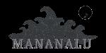 Mananalu Logo - grayscale